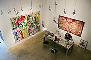 Arno Valere Art Gallery by Ricart, Miami, design district.Im Bild: Martial Ricart ..Florida 2009..Foto © Stefan Falke.