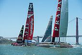 ETNZ Sailing 13/6/2013