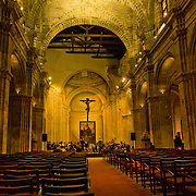Cathedral of St. Francis, San Francisco, Habana Vieja, Old Havana, Cuba.
