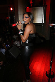 Cherri Dennis performs@ BadBoy Ent Night at Spotlight NYC