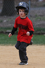 April 11, 2012: Jack's 1st T-Ball Game