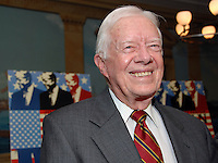 "President Jimmy Carter At the advance screening of ""Jimmy Carter Man From Plains"" in Washington, DC on October 23, 2007.  The film was directed by award winning director Jonathan Demme and is based on the life of Jimmy Carter."