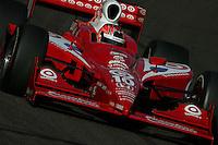Dan Wheldon, Indy Racing Phoenix preseason testing