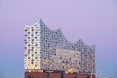 Elbphilharmonie; New Opera House in Hamburg