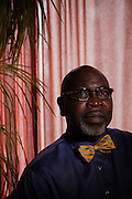 Dr. Willie Parker in Washington, DC on Tuesday, October 30, 2012. Dr. Parker travels to perform abortions in Philadelphia, Mississippi and Alabama in addition to working locally.