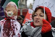 Invasion of Gaza Protest 10.01.09