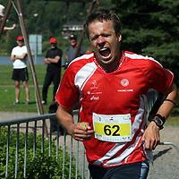 14.07.2009, Linnanpuisto, H?meenlinna..Fin5-Suunnistusviikko 2009, Puistosuunnistus - Miesten MM-katsastus..Timo Saarinen - TP.©Juha Tamminen
