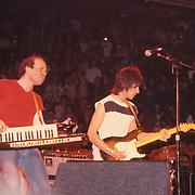 Jan Hammer & Jeff Beck ARMS Benefit Concert Madison Square Garden 1983.