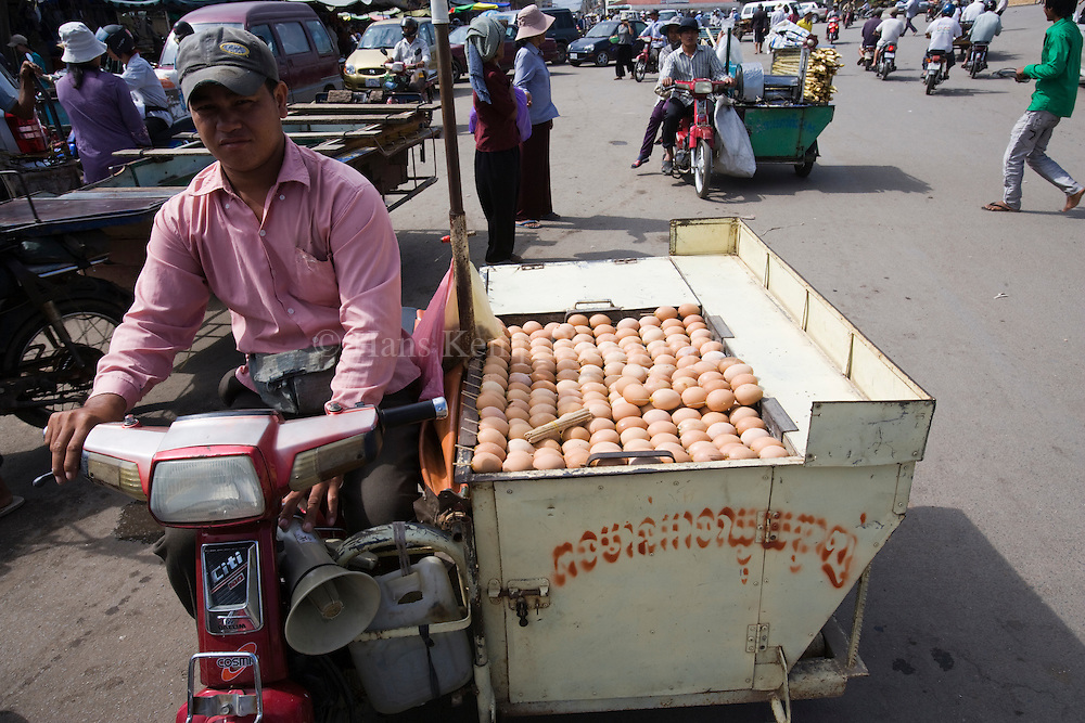 Cambodia, Phnom Penh transportation