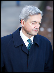 FEB 04 2013 Chris Huhne and ex-wife Vicky Pryce Trial