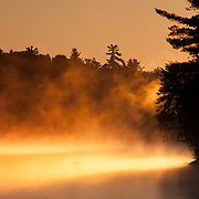 Lake of the Woods, Ontario, Canada.