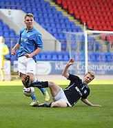 12-05-2015 St Johnstone v Dundee SPFL development league