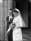 1961 - Minogue/Bergin Wedding