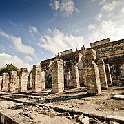 Mayan Ruins of Mexico's Yucatan Peninsula
