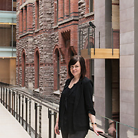 Toronto - Portrait Architect  Meika McCunn - Royal Conservatory of Music