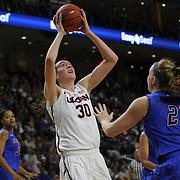 UConn Vs DePaul Women's College Basketball 2014