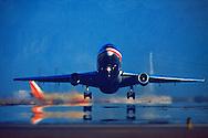 Phoenix Sky Harbor International Airport, Airplane Takeoff