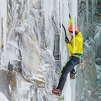 Jon Walsh - Mixed Climbing - Last Call - M7 - Pilsner Pillar