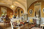 France, Languedoc Roussillon, Hérault, Montpellier château de Flaugergues