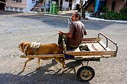 Cuban Transportation_Hand carts & Other.