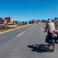 Bike touring, Bolivia