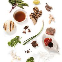 Pho ingredients at Lac Viet.(Jodi Miller/Crave)