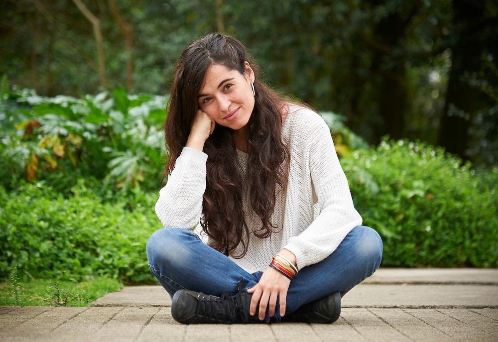 Lisboa, 29/03/2016 - A cantora catal&atilde; Silvia P&eacute;rez Cruz est&aacute; em Portugal para concertos em Lisboa e Braga<br /> (Paulo Alexandrino / Global Imagens)