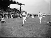 Track and Field sports in Ireland in the 1950s