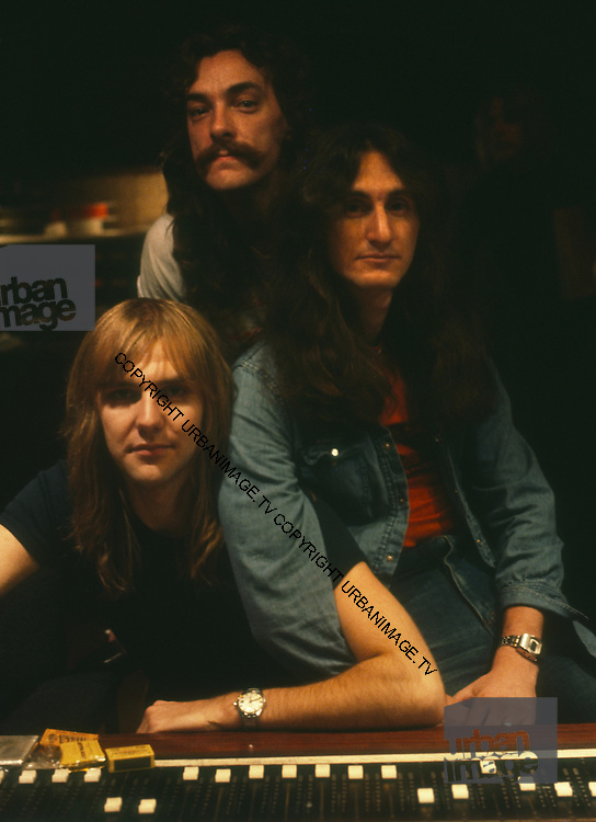 Rush Studio - London 1978