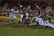 Water Valley vs. South Pontotoc in Pontotoc, Miss. on Friday, October 7, 2011. Water Valley won 49-7.