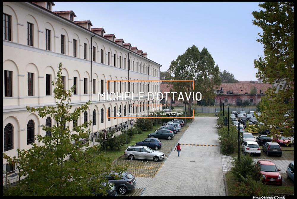 """Università  degli Studi del Piemonte Orientale """"Amedeo Avogadro"""" Novara Ex Caserma Perrone Via Ettore Perrone 18."""