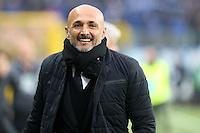 20.11.2016 - Bergamo- Serie A 2016/17 - 13a   giornata  -  Atalanta-Roma  nella  foto: Luciano Spalletti  allenatore della  Roma