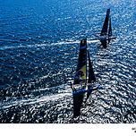 GC32 World Championship Lagos. © Sailing Energy/GC32 Racing Tour. 14 September, 2017.<span>Jesus Renedo / Sailing Energy / GC32 Racing Tour</span>