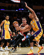 Basketball: 20161011 Los Angeles Lakers vs Portland Trail Blazers