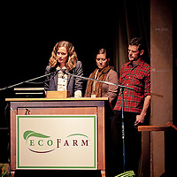 Esalen Institute at EcoFarm 2012