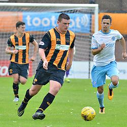 Jordyn Sheerin of Berwick in action against Forfar......(c) BILLY WHITE | SportPix.org.uk