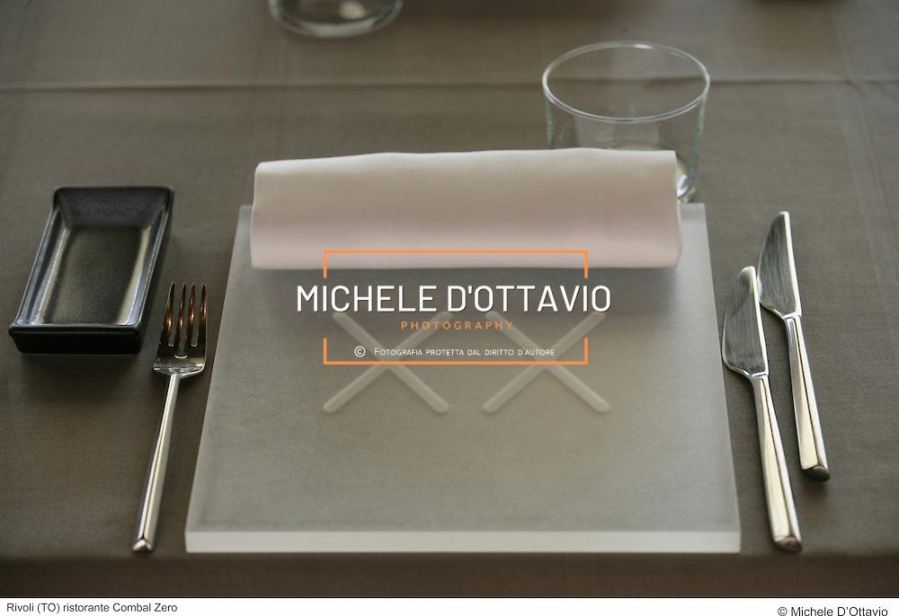 Rivoli (TO) ristorante Combal Zero.© Michele D'Ottavio