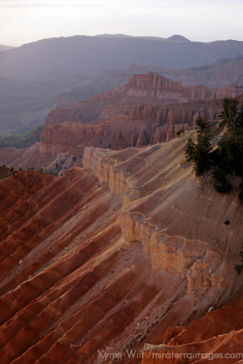 USA, Utah, Cedar Breaks. Cedar Breaks National Monument.