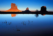 Monument Valley, National Monument, The Mittens, Arizona
