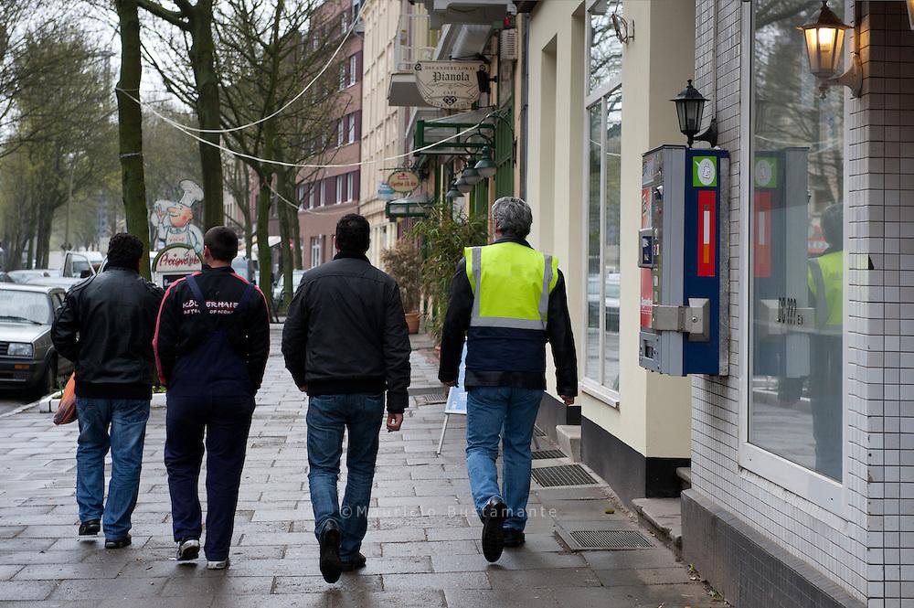 Arbeiterstrich in Wilhelmsburg