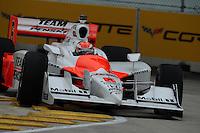 Ryan Briscoe, Detroit Indy Grand Prix, Bell Isle, Detroit, MI  USA  8/31/08
