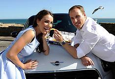 AUG 22 2013 Duchess Of Cambridge & Prince William Lookalikes