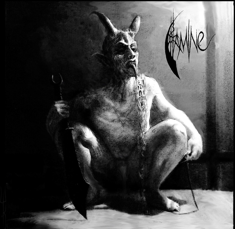 FAMINE self titled LP 2007