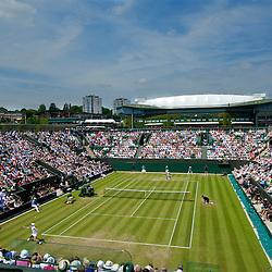 100623 Wimbledon 2010 Day Three