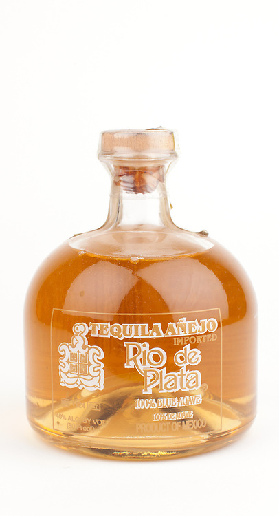 Rio de Plata anejo -- Image originally appeared in the Tequila Matchmaker: http://tequilamatchmaker.com