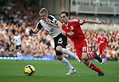 Fulham beat Liverpool 3-1