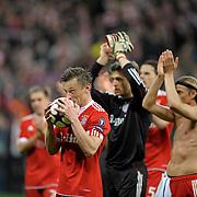 Bayern Munich beat Man Utd