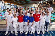 giudici <br /> Stadio del Nuoto Riccione<br /> Campionati Italiani Nazionali Assoluti Nuoto UnipolSai Primaverili Fin <br /> Riccione Italy 05-04-2017<br /> Photo Giorgio Scala/Deepbluemedia/Insidefoto