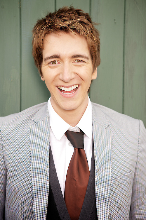 James Phelps - 2017 Regular Brown hair & chic hair style. Current length:  short hair