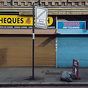 Topps Dry Cleaning. <br />
